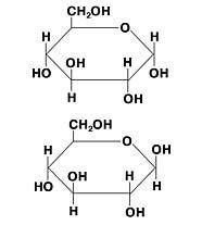 формула глюкозы
